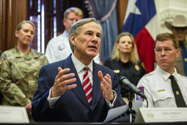 Gov. Greg Abbott declared a statewide emergency March 13.