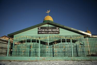 The Cactus Islamic Center serves the muslim community in Cactus.
