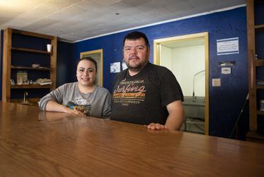 Orlando and Brissa Carrillo are the owners of Panaderia Carrillo in Dumas.