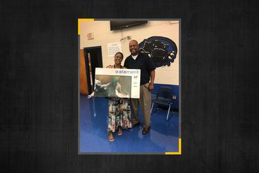 G.W. Carver Middle School Principal Phillip Perry died from coronavirus complications on March 31, 2020.