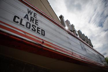 The Marc, a nightclub and venue in San Marcos, closed because of the COVID-19 pandemic.