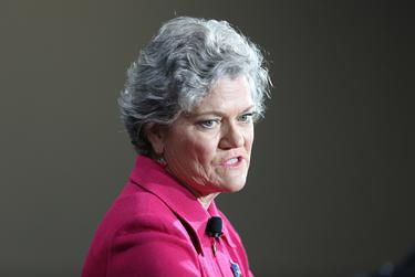 Democrat Kim Olson ran for agriculture commissioner in 2018.