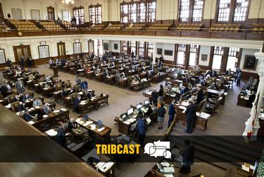 The Texas Legislature will reconvene next year.